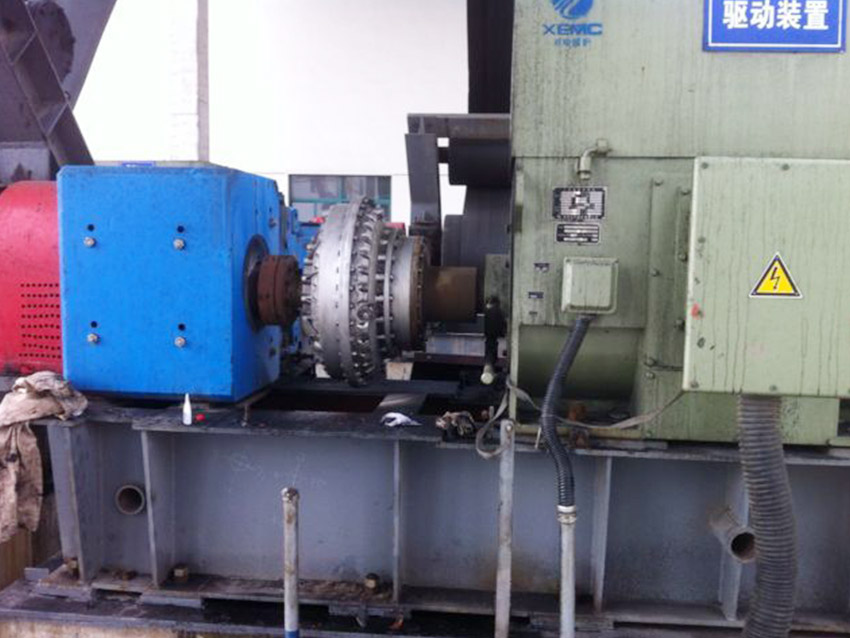 应用于碎煤机上的液li耦合器