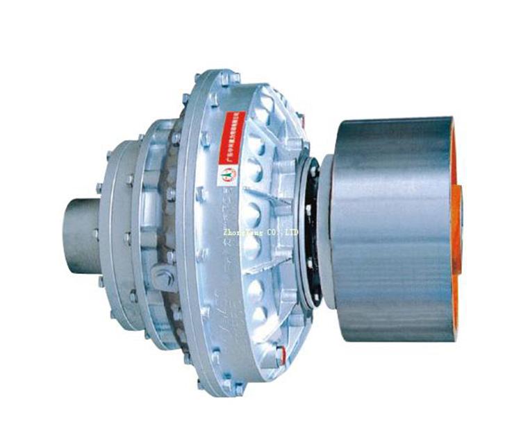 化工厂使用YOXIIz限矩型液力偶he器,提升炼胶机电机qi动速du
